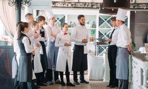 Recruitment For Restaurant Manager In Canada